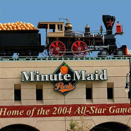 RV Resort Minute Maid Park Houston